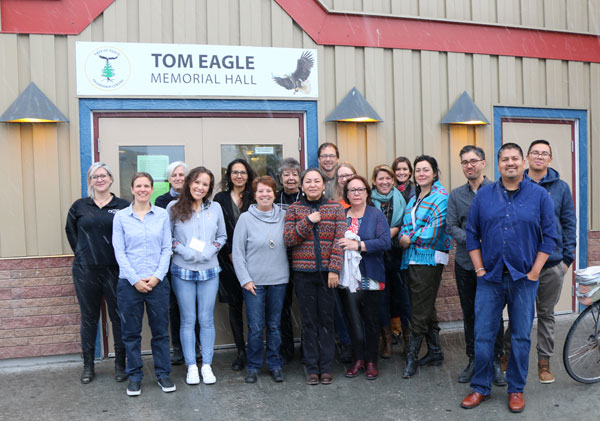 Tom Eagle Memorial Hall - reconciliation