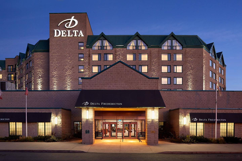 Delta ÙFredericton exterior view