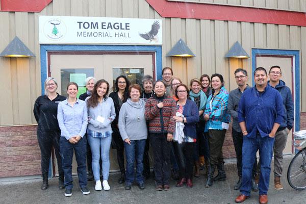 Tom Eagle Memorial Hall - reconciliation